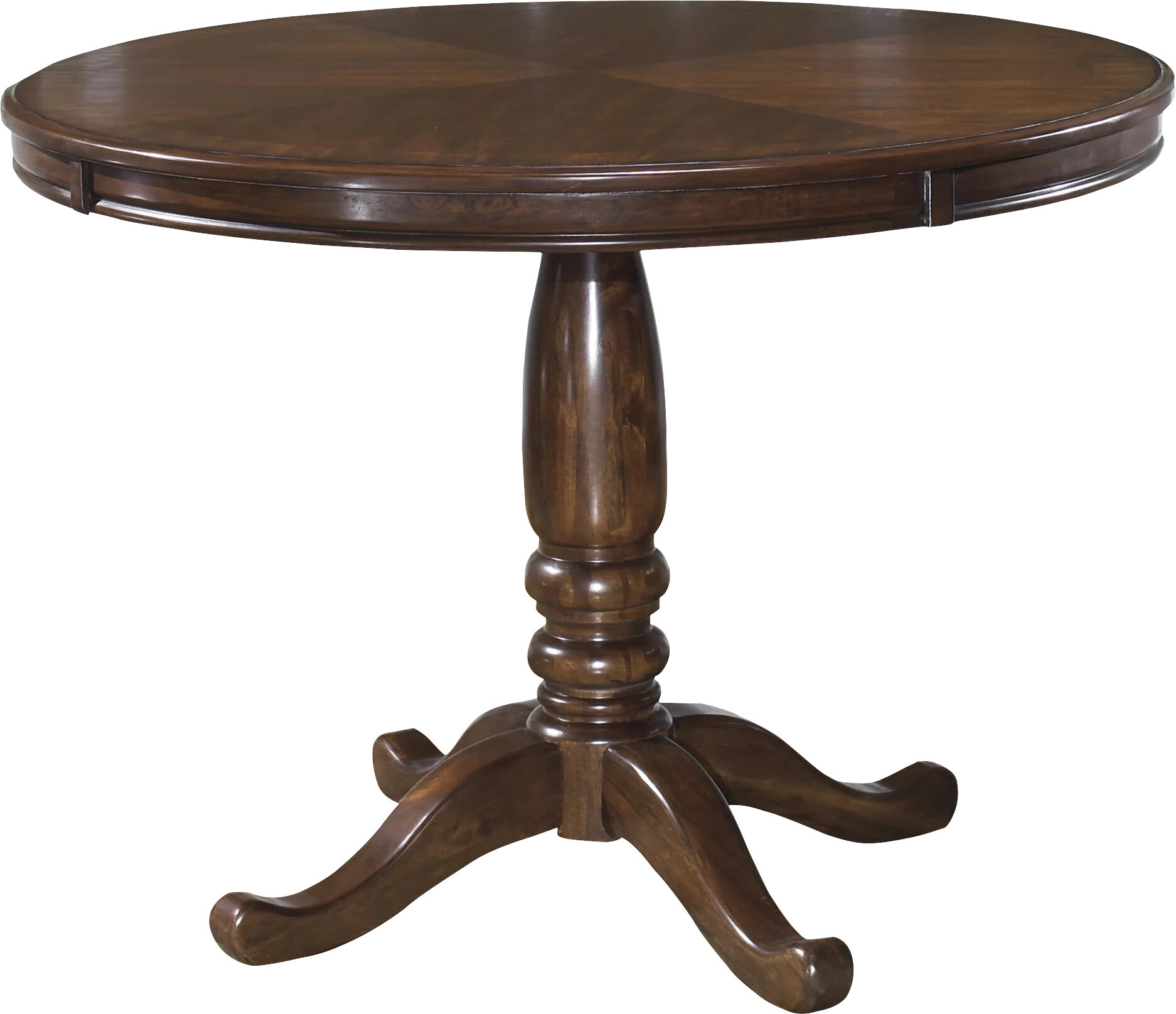 Cedar Creek Dining Table Inside Most Current Warner Round Pedestal Dining Tables (View 16 of 25)