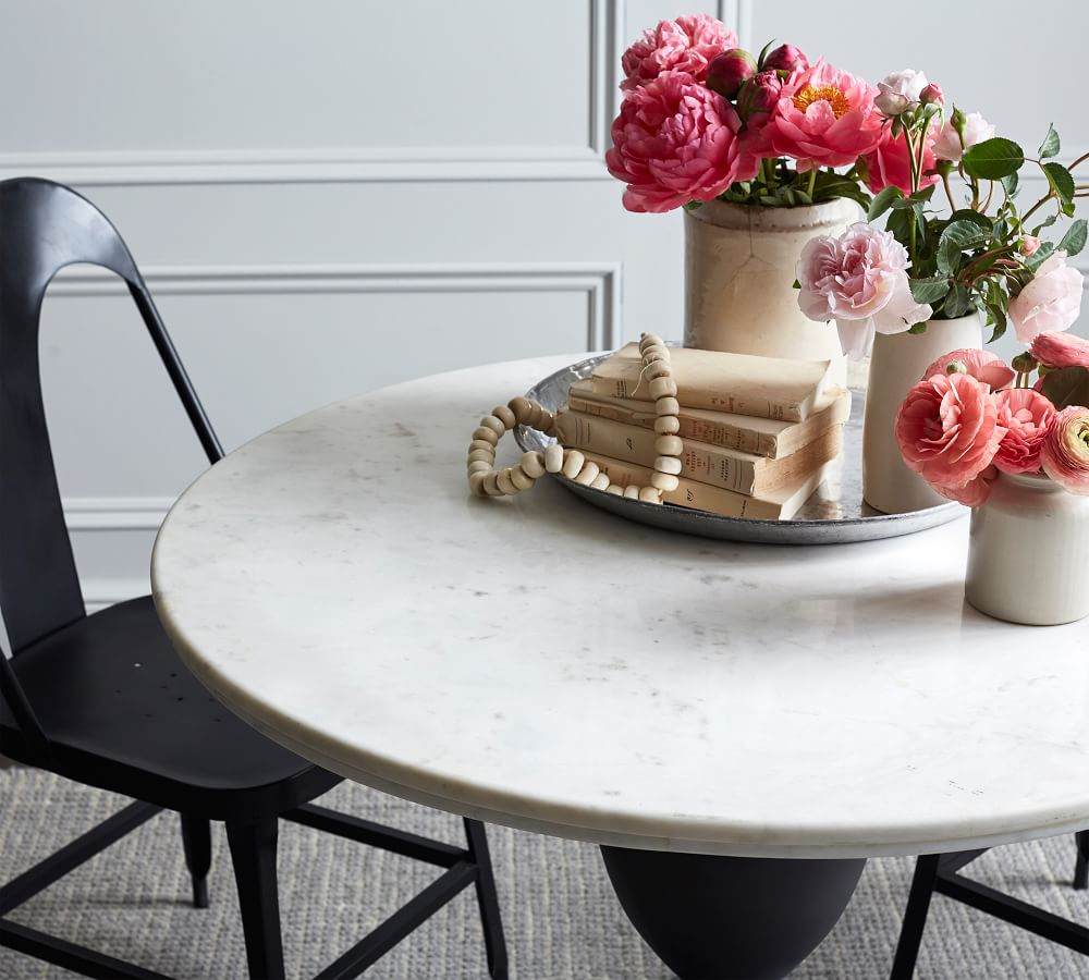 Chapman Marble Dining Table In 2017 Chapman Marble Oval Dining Tables (View 24 of 25)