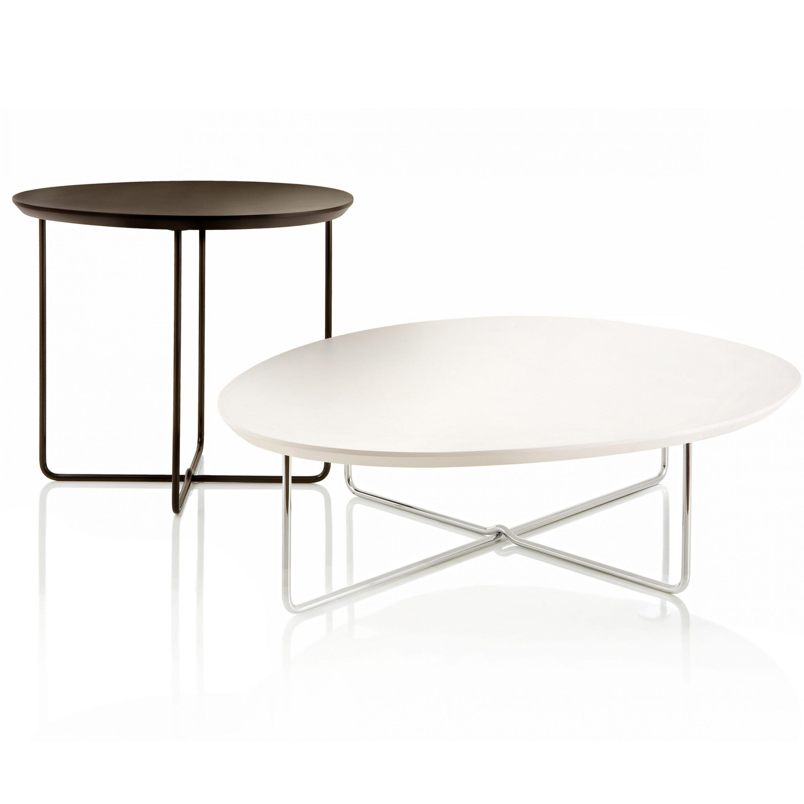 Clyde Coffee Table & Designer Furniture | Architonic With Regard To Current Clyde Round Bar Tables (View 15 of 25)