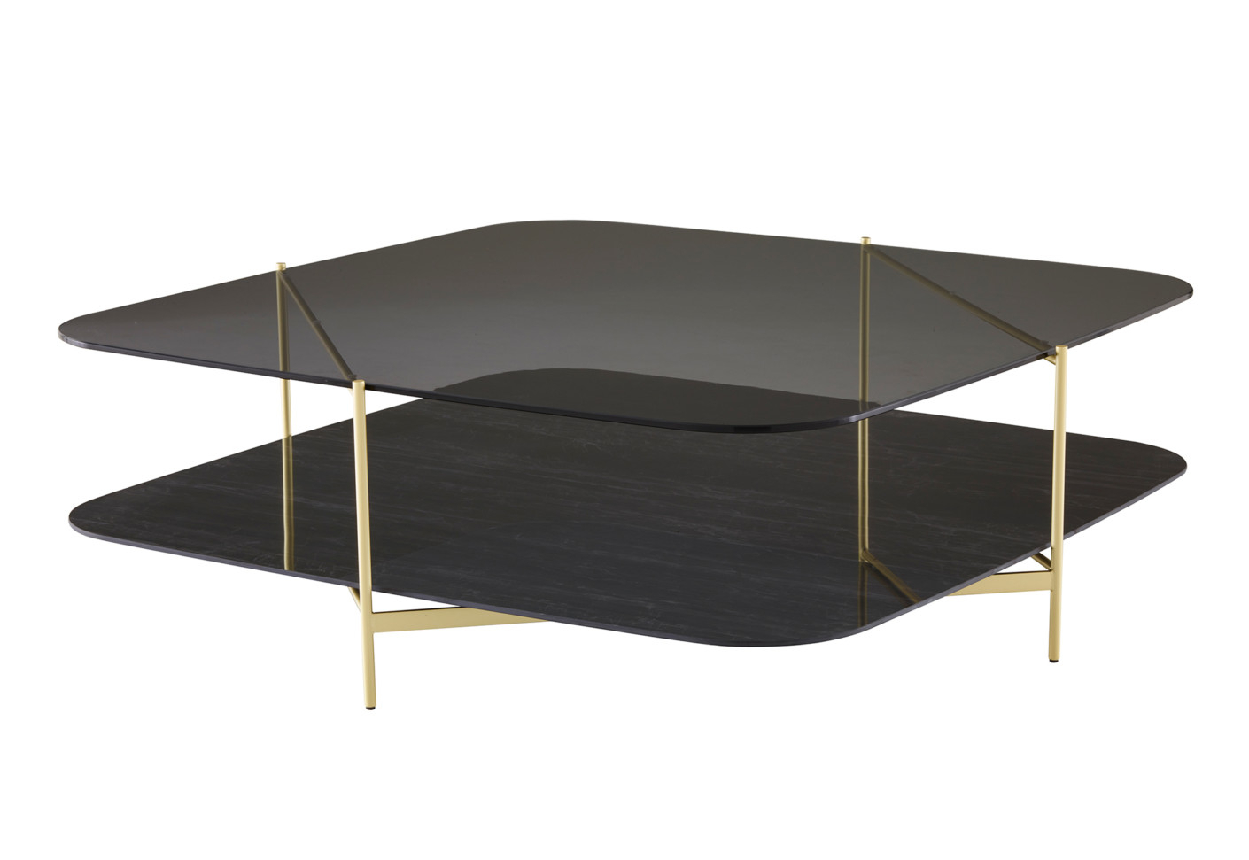 Clyde Coffee Tableligne Roset | Stylepark In Most Current Clyde Round Bar Tables (View 23 of 25)