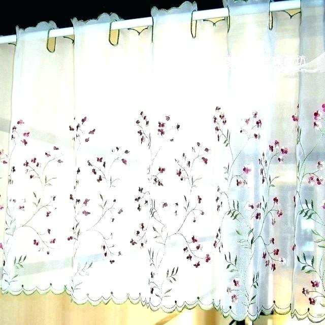 Coffee Kitchen Curtains – Mnkskin Intended For Embroidered 'coffee Cup' 5 Piece Kitchen Curtain Sets (View 17 of 25)