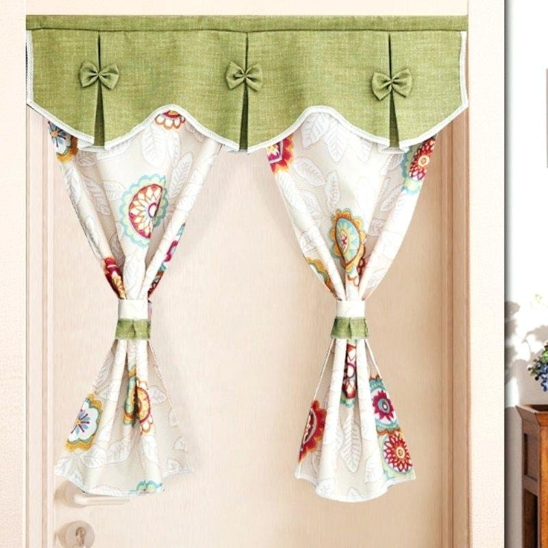 Coffee Kitchen Curtains – Mnkskin Throughout Embroidered 'Coffee Cup' 5 Piece Kitchen Curtain Sets (View 3 of 25)