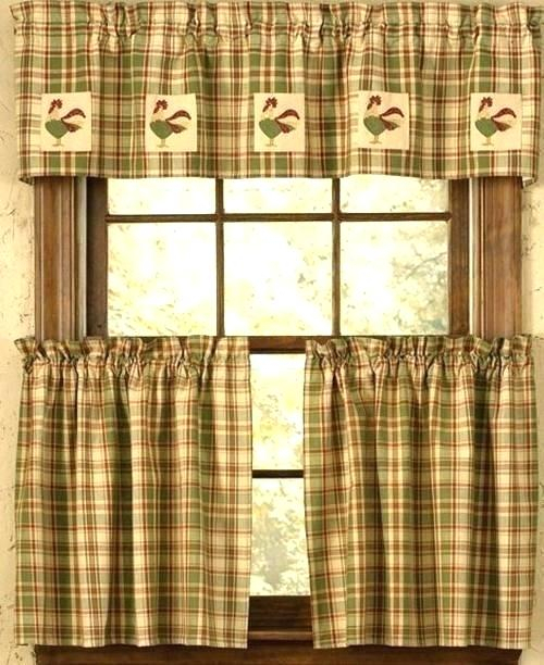 Country Kitchen Curtains Primitive – Hephaestus (View 18 of 25)