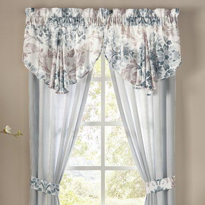 Croscill Kinsley Circle Valance | Products | Valance In Circle Curtain Valances (View 4 of 25)