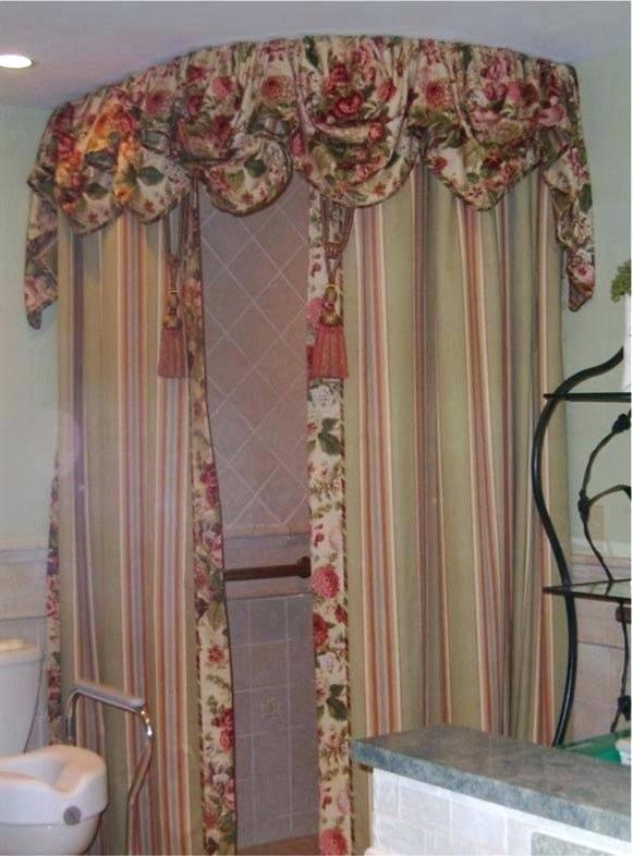Curtain And Valance Set Intended For Live, Love, Laugh Window Curtain Tier Pair And Valance Sets (View 19 of 25)