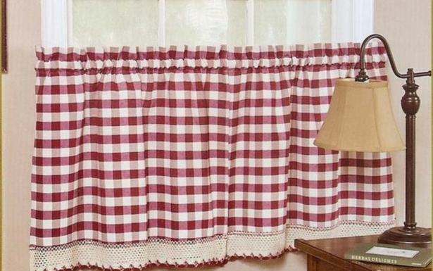 Curtain Argo Kohls Above Make Country Door Designs Curtains Inside Delicious Apples Kitchen Curtain Tier And Valance Sets (Image 10 of 25)