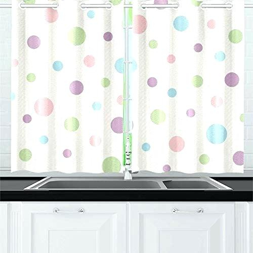 Curtain Borders Home Fashions Bordersdotty Kitchen Within Kitchen Curtain Tiers (View 25 of 25)
