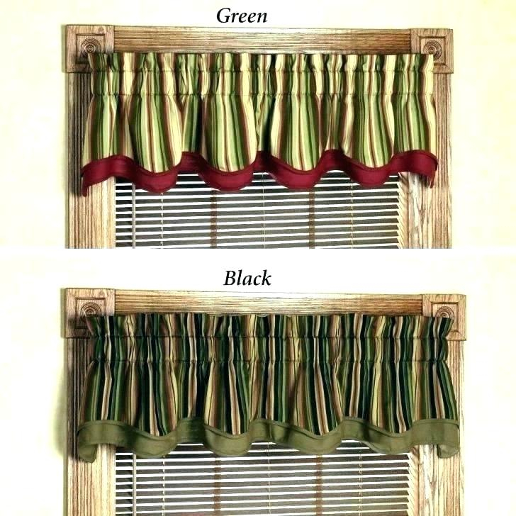 Curtain Tiers And Valances – Europeanschool Intended For Sunflower Cottage Kitchen Curtain Tier And Valance Sets (View 22 of 25)