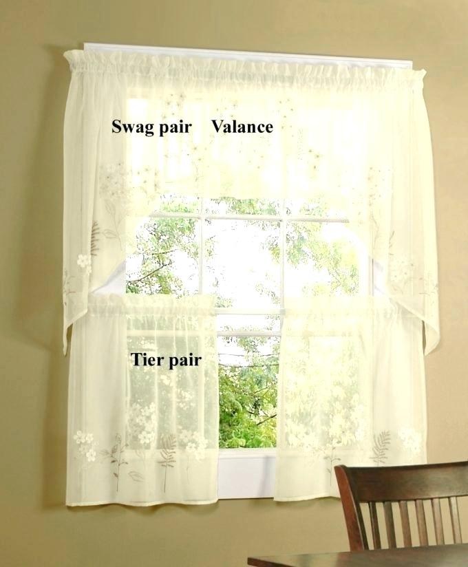 Curtain Tiers And Valances – Europeanschool With Regard To Live, Love, Laugh Window Curtain Tier Pair And Valance Sets (View 15 of 25)