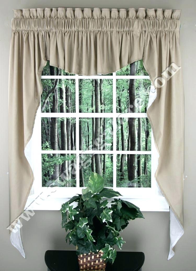 Curtain Valance Set – Bombona (View 12 of 25)