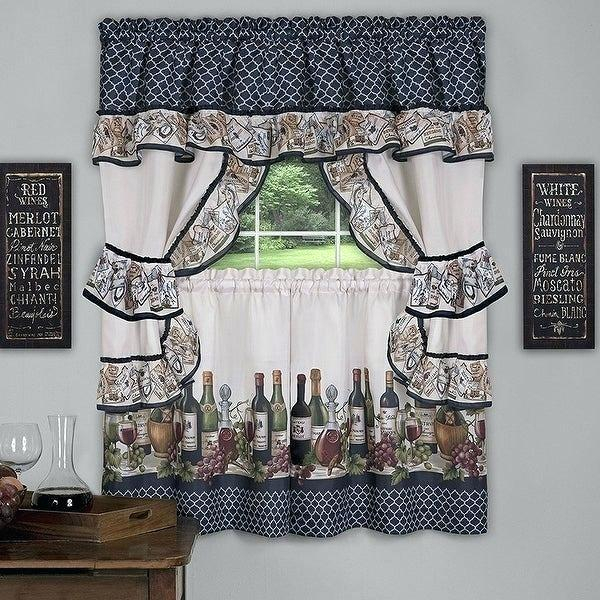 Curtain Valance Set – Bombona (View 4 of 25)