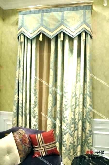Curtains Toppers For Windows – Theflex Intended For Tailored Toppers With Valances (View 20 of 25)