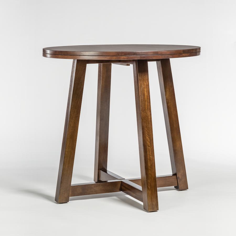Dalton Pub Table – Alder & Tweed Furniture With Current Alder Pub Tables (Image 17 of 25)