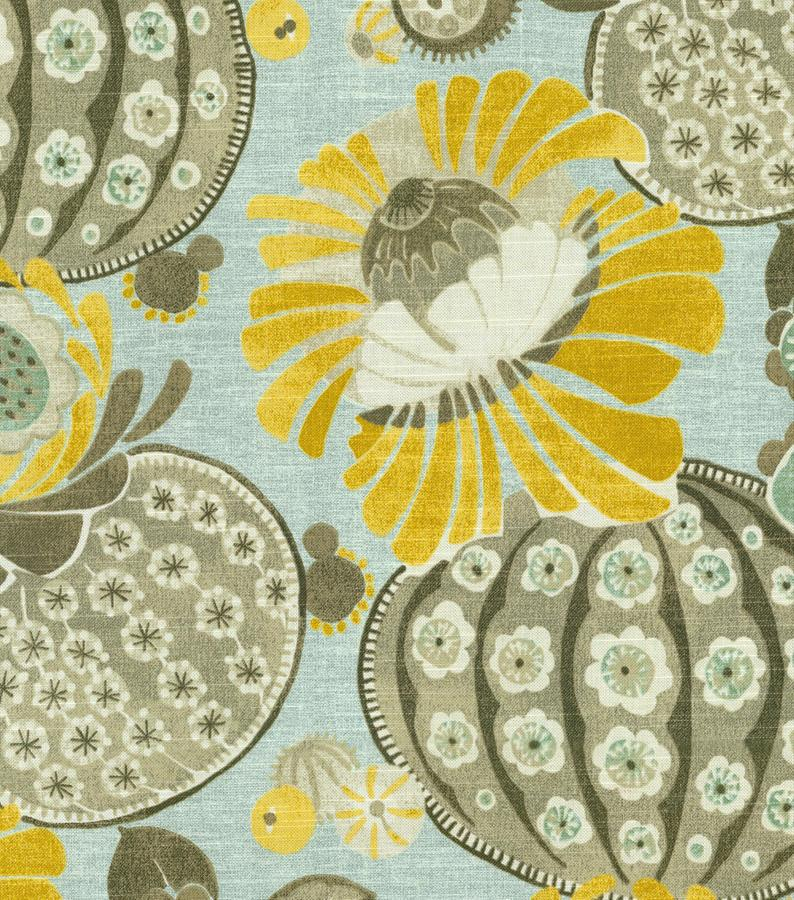 Designer Curtains, Gray, Yellow, Aqua, Window Curtains, Clip Ring, Curtains Lined, Drapes, Draperies, Custom Made Curtains, Within Traditional Tailored Window Curtains With Embroidered Yellow Sunflowers (View 21 of 25)