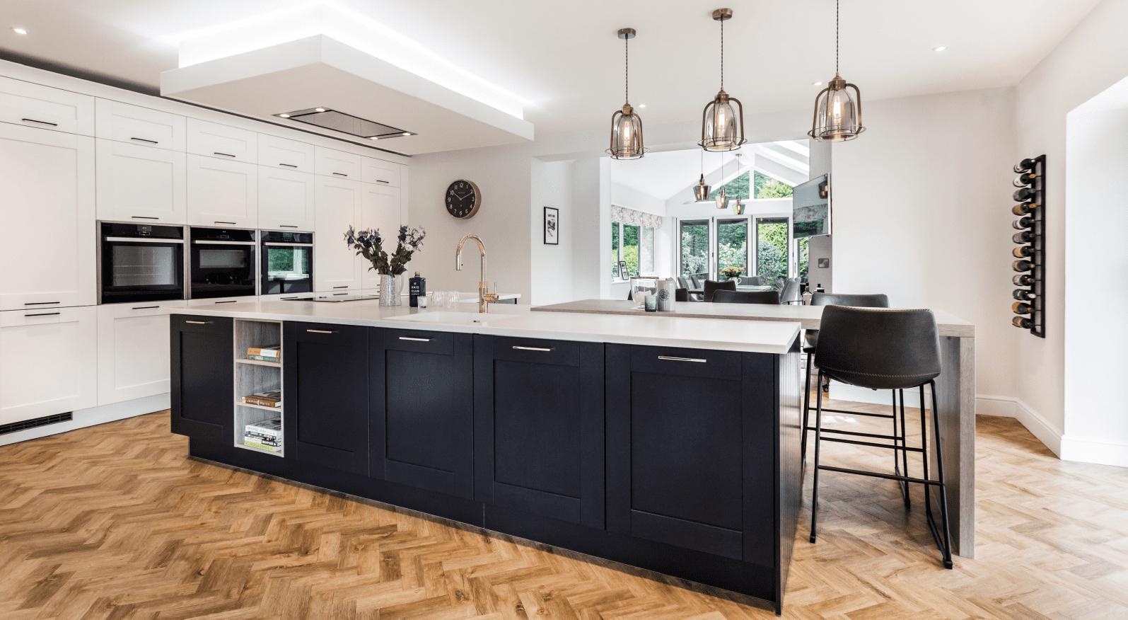 Designer Kitchens | Award Winning | Kitchen Design Centre Within Latest Elworth Kitchen Island (View 23 of 25)