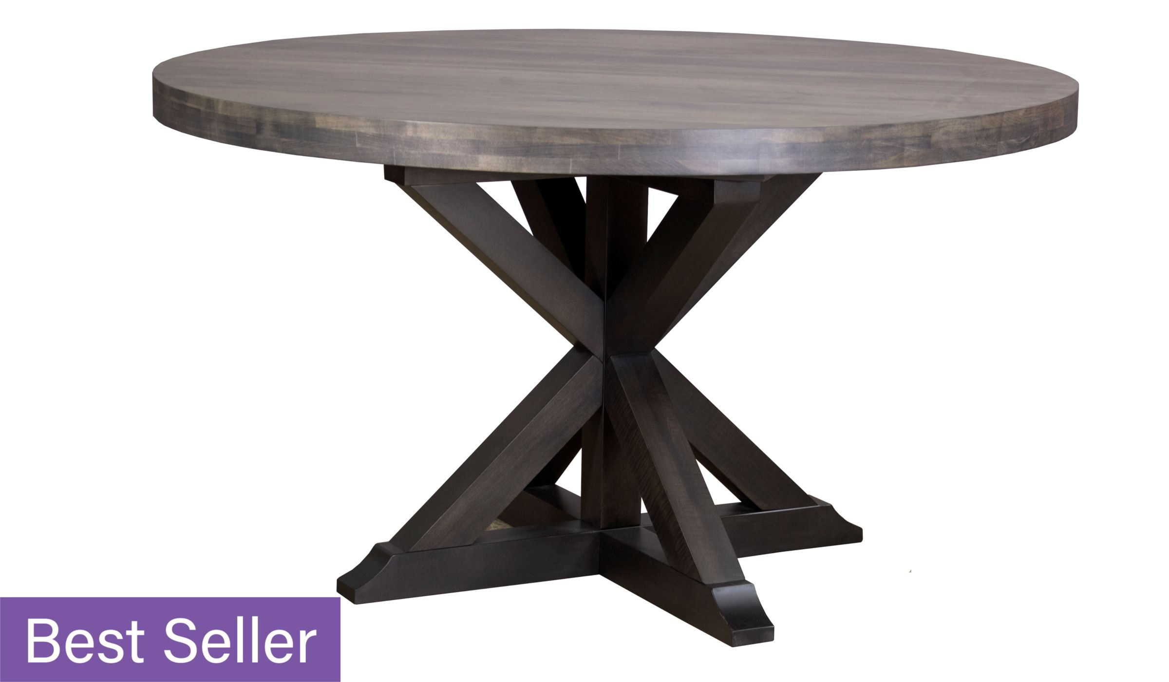 Dev Best Seller | Kitchen In 2019 | Table, Dining Table Inside Most Up To Date Blackened Oak Benchwright Pedestal Extending Dining Tables (View 2 of 25)