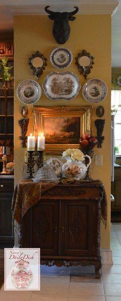 Die 353 Besten Bilder Von Wohnideen Schlafzimmer In 2019 For Complete Cottage Curtain Sets With An Antique And Aubergine Grapvine Print (View 18 of 25)