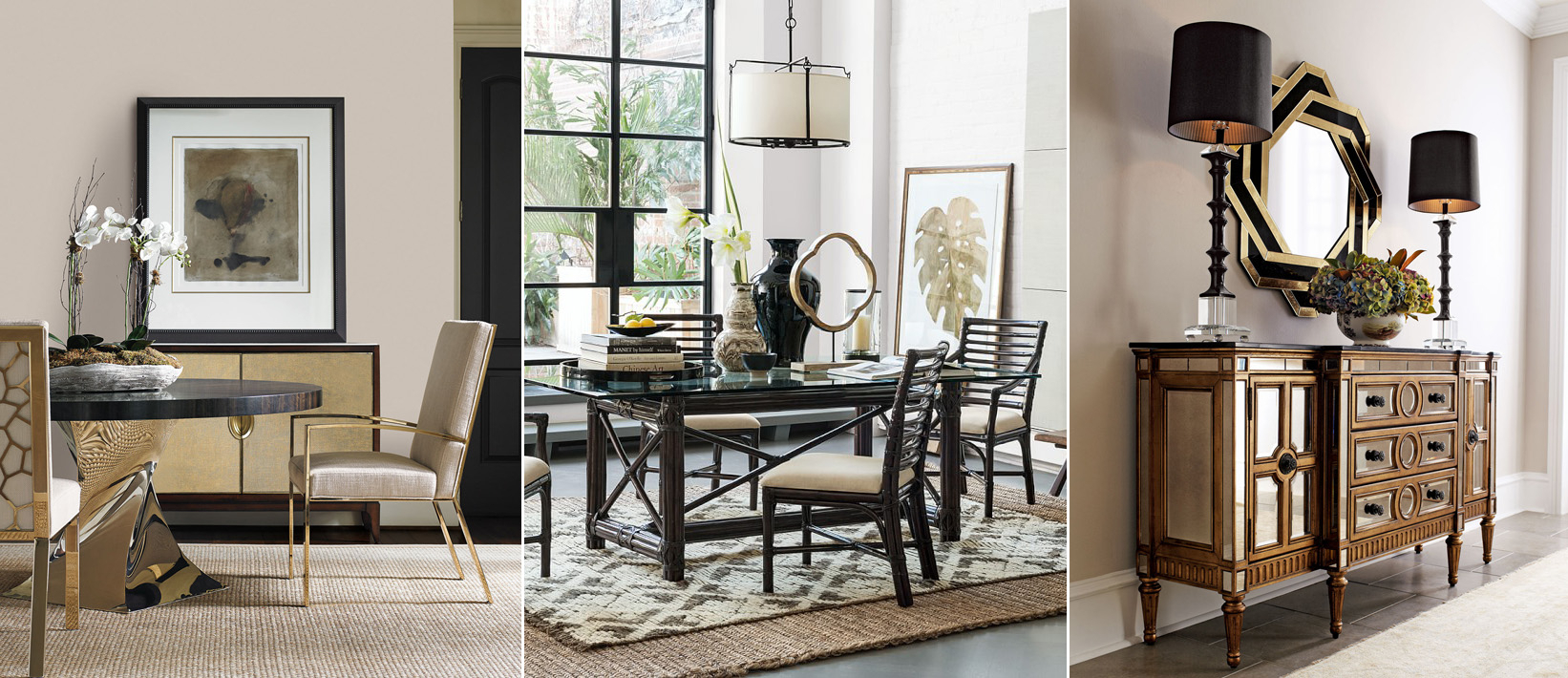 Dining Room Furniture | Dining Room Tables & Chairs Pertaining To 2018 Gray Wash Banks Extending Dining Tables (View 18 of 25)
