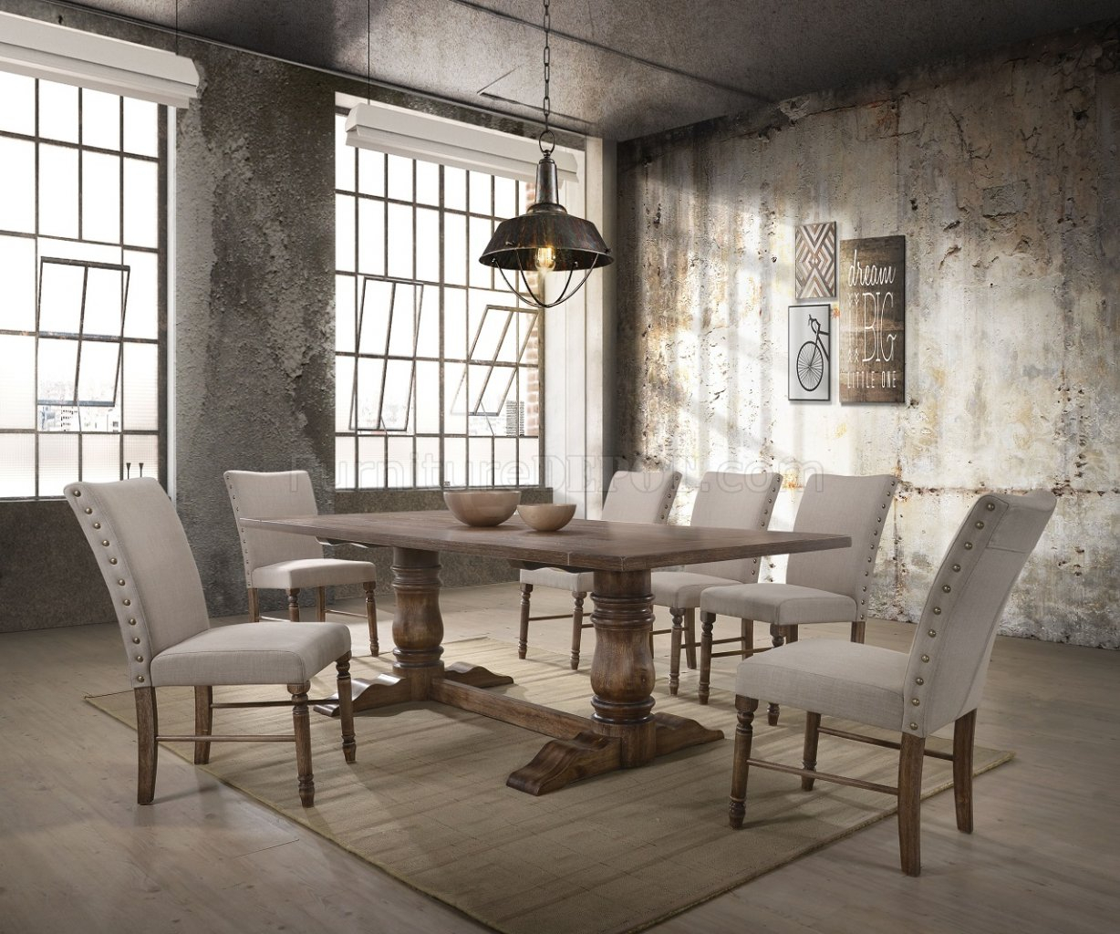 Dining Sets Pertaining To 2018 Nolan Round Pedestal Dining Tables (View 24 of 25)