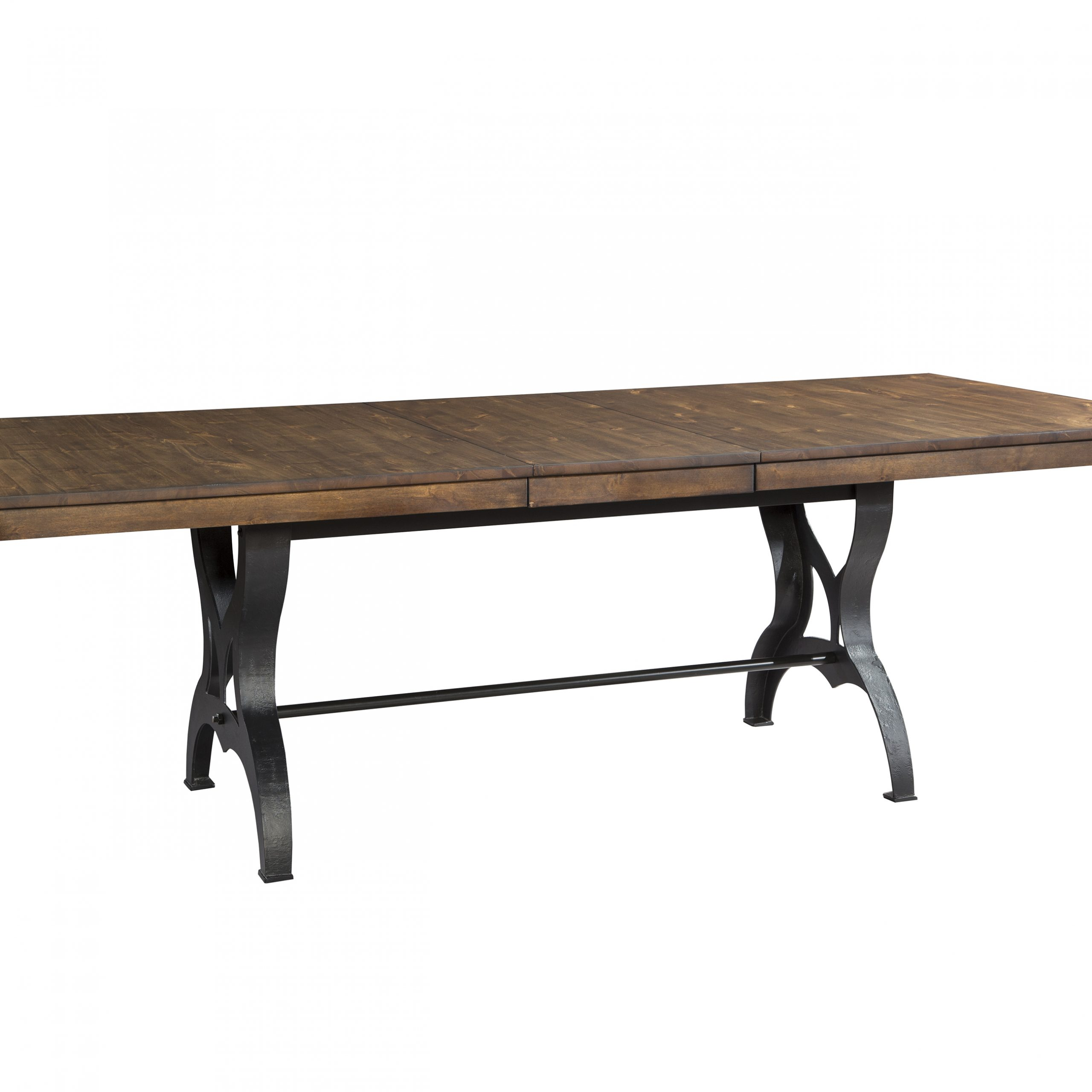 District Dining Table – Intercon Furniture Within Best And Newest Mateo Extending Dining Tables (View 17 of 25)