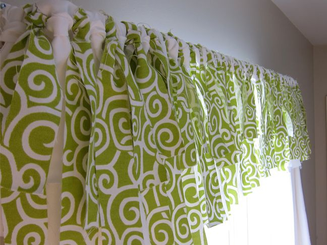 Diy Easy No Sew Window Valance (Pottery Barn Inspired Regarding Country Style Curtain Parts With White Daisy Lace Accent (View 7 of 25)