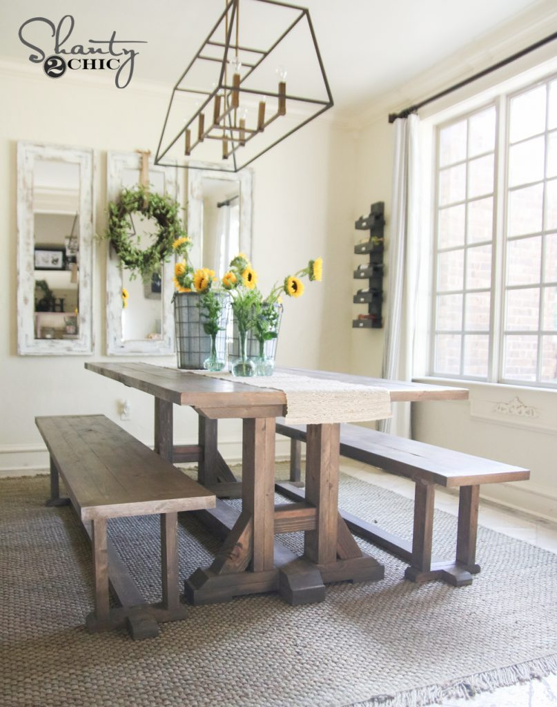 Diy Pottery Barn Toscana Table – Easy Craft Ideas Inside Best And Newest Seadrift Toscana Dining Tables (View 16 of 25)