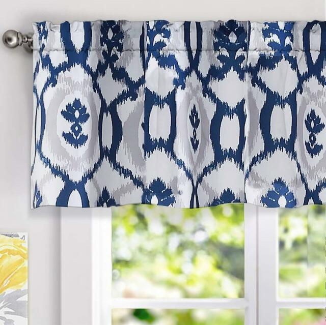 Featured Image of Floral Pattern Window Valances