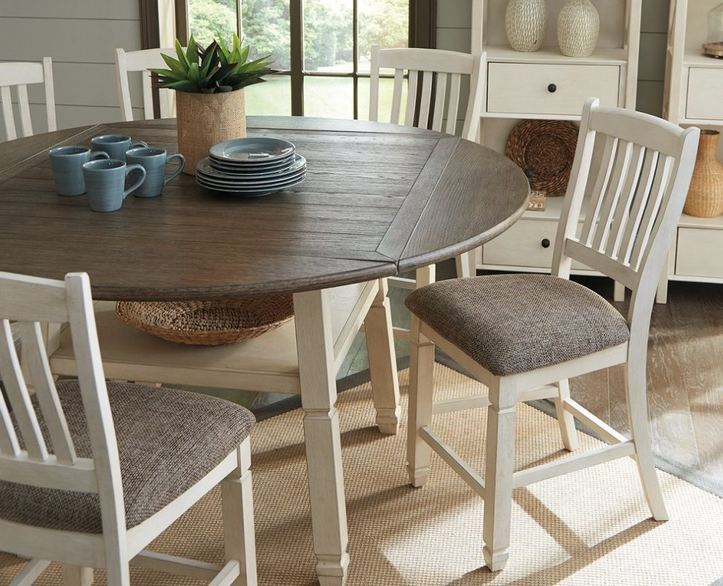 Drop Leaf Table: 7 Of Our Favorites That Are Perfect For Regarding Most Recent Reed Extending Dining Tables (View 9 of 25)