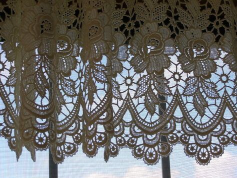 Dutch Lace Curtains (View 21 of 25)