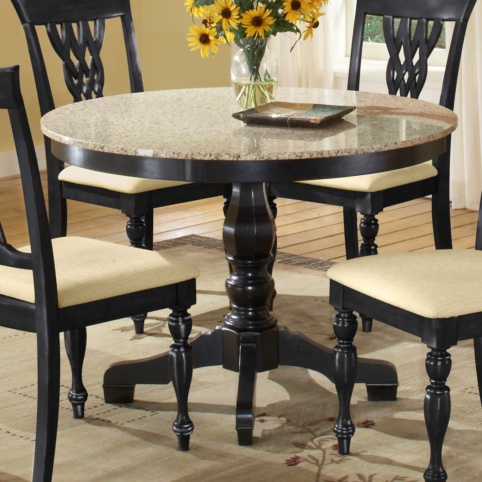 25 Best Ideas Johnson Round Pedestal Dining Tables | Dining Room Ideas