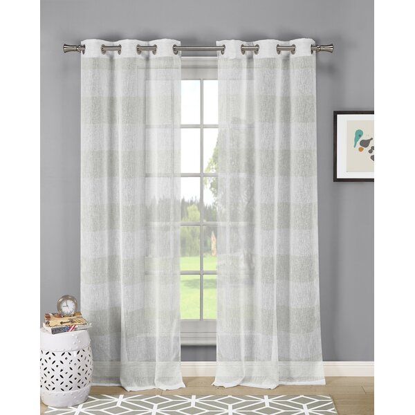 Extra Long Curtains | Wayfair In Country Style Curtain Parts With White Daisy Lace Accent (View 10 of 25)