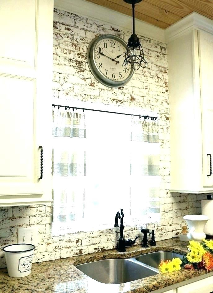 Farmhouse Kitchen Curtains Etsy Ideas Window Coverings In Farmhouse Kitchen Curtains (View 2 of 25)