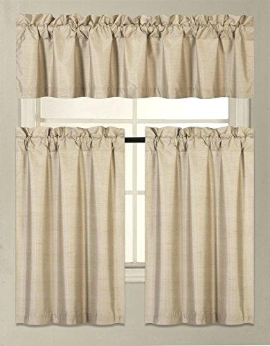 Faux Silk Drapes – Rocard Intended For Faux Silk 3 Piece Kitchen Curtain Sets (View 17 of 25)