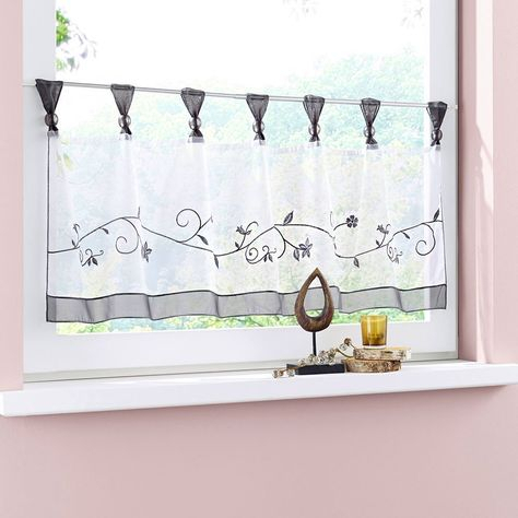 Floral Window Treatments Sale | Ease Bedding With Style Regarding Floral Watercolor Semi Sheer Rod Pocket Kitchen Curtain Valance And Tiers Sets (View 13 of 25)