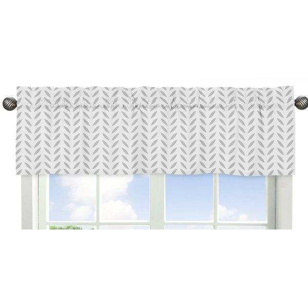 """Forest Deer 54"""" Curtain Valance   Home Decor   Crib Bedding Regarding Forest Valance And Tier Pair Curtains (View 6 of 25)"""