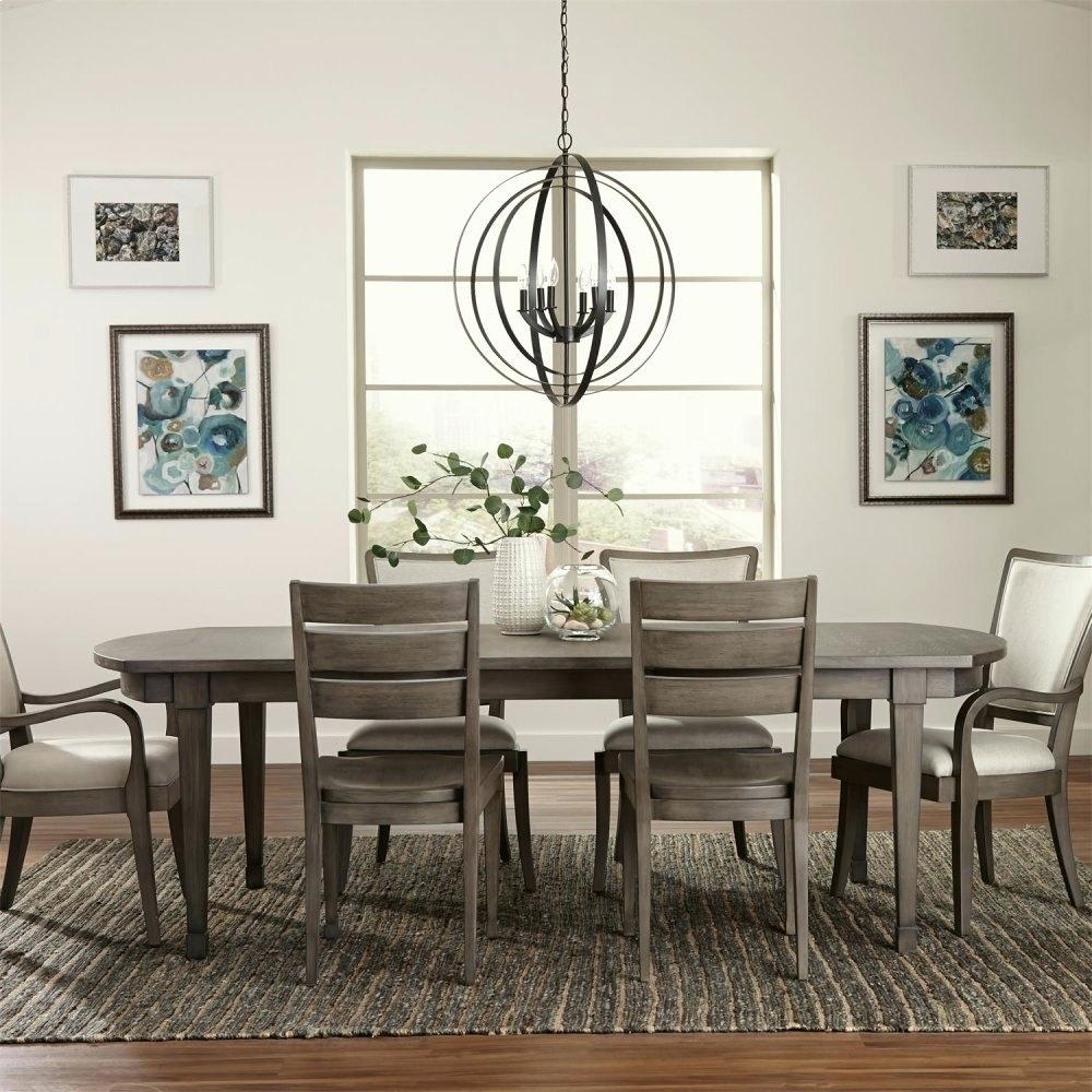 Gray Wash Dining Table – Oncallvirtualsolutions (View 6 of 25)