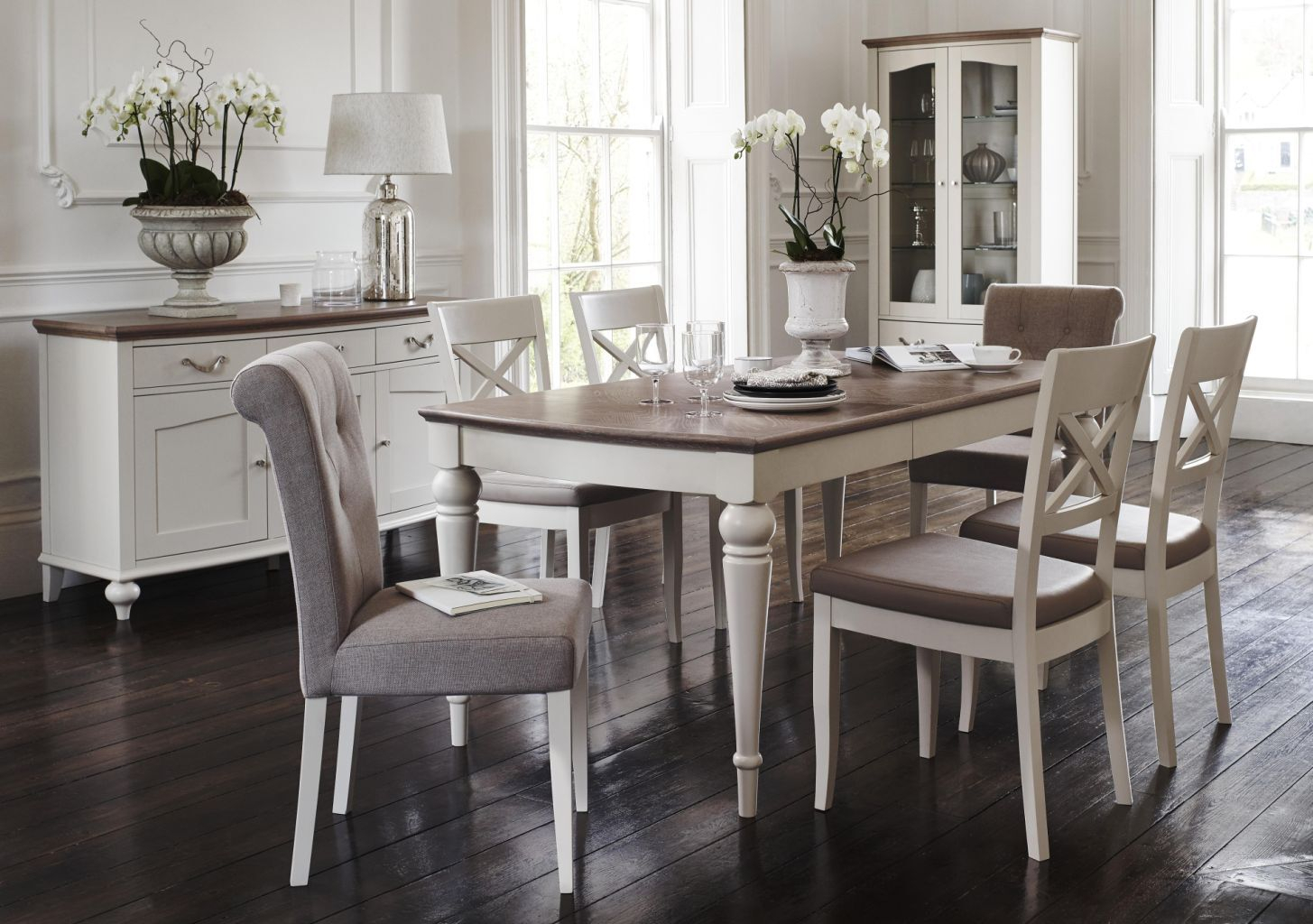 Gray Wood Dining Chairs – Crazymba (View 20 of 25)