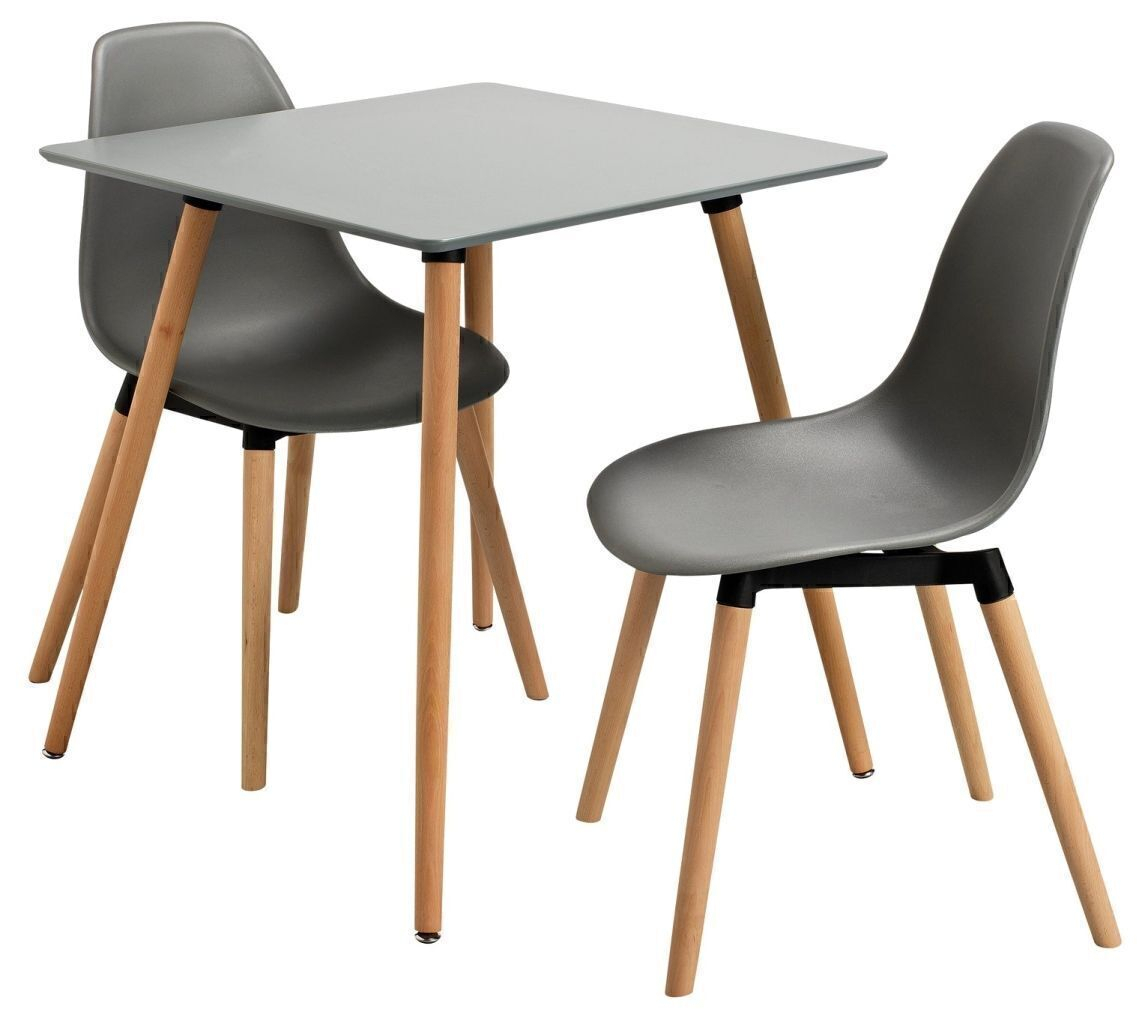 Gray Wood Dining Chairs – Crazymba (View 9 of 25)