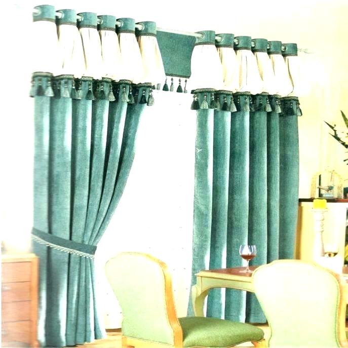 Green Valance Curtains – Jessicasmith (View 15 of 25)
