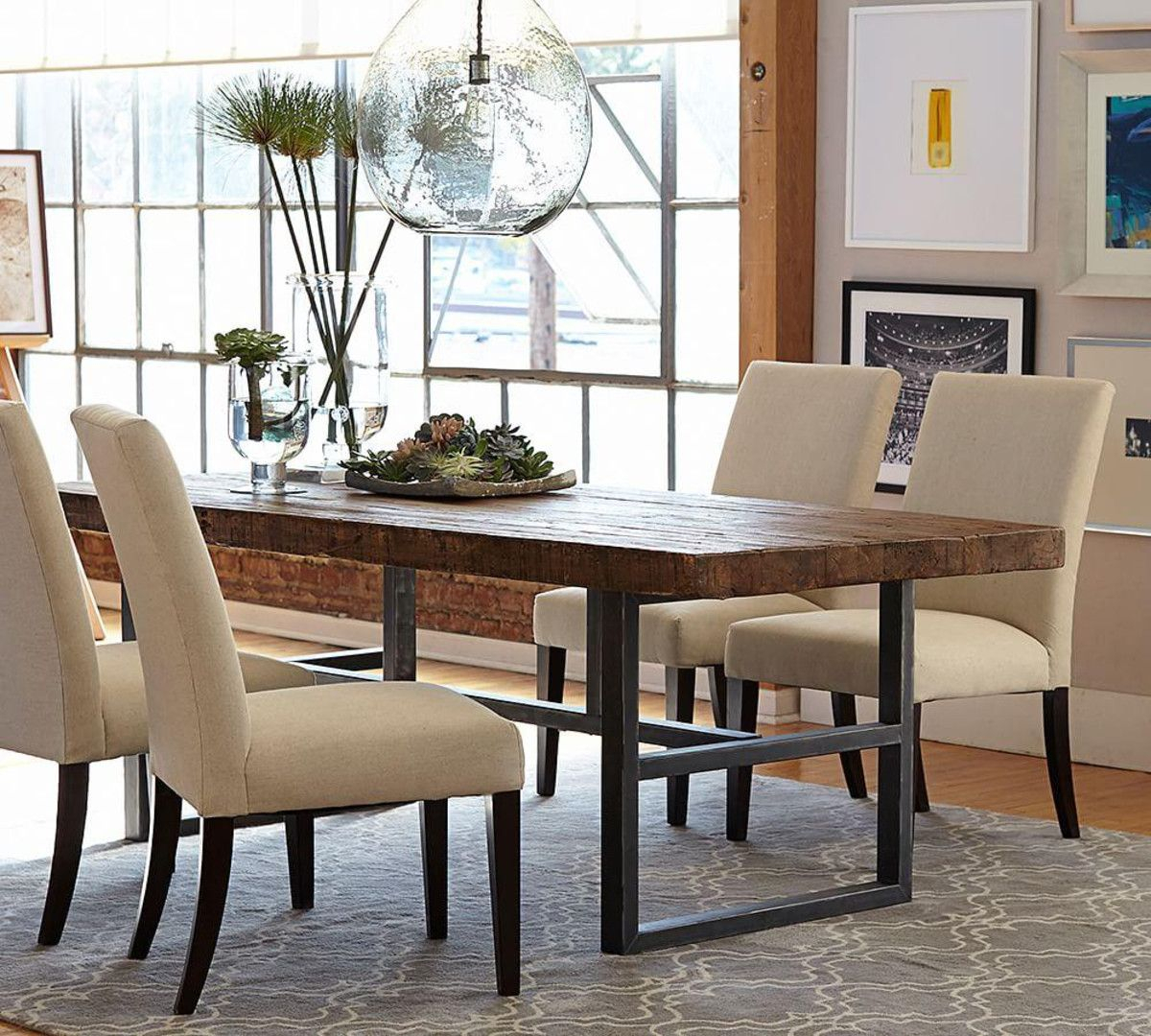 Featured Image of Griffin Reclaimed Wood Dining Tables