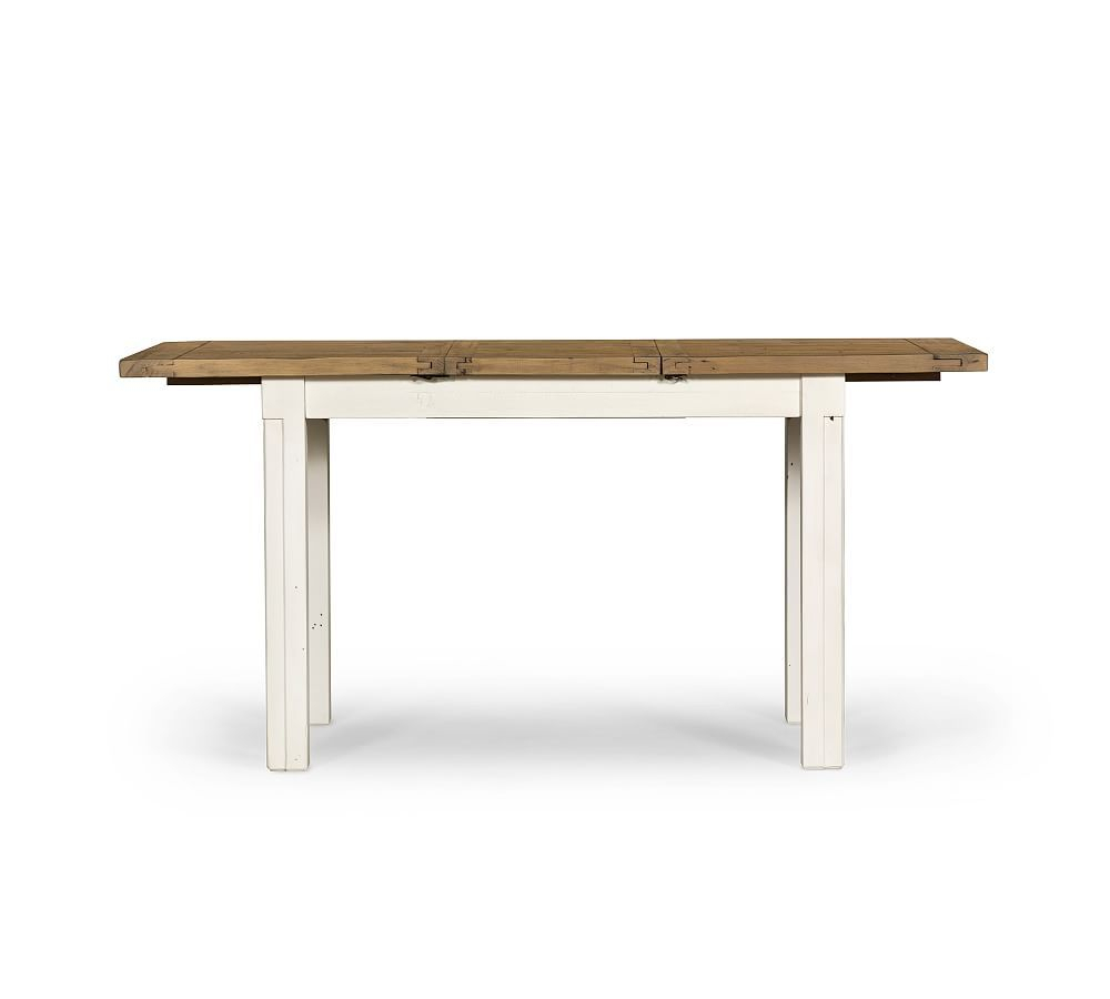 Hart Reclaimed Wood Rectangular Dining Table, Small Regarding Most Popular Hart Reclaimed Extending Dining Tables (Image 15 of 25)