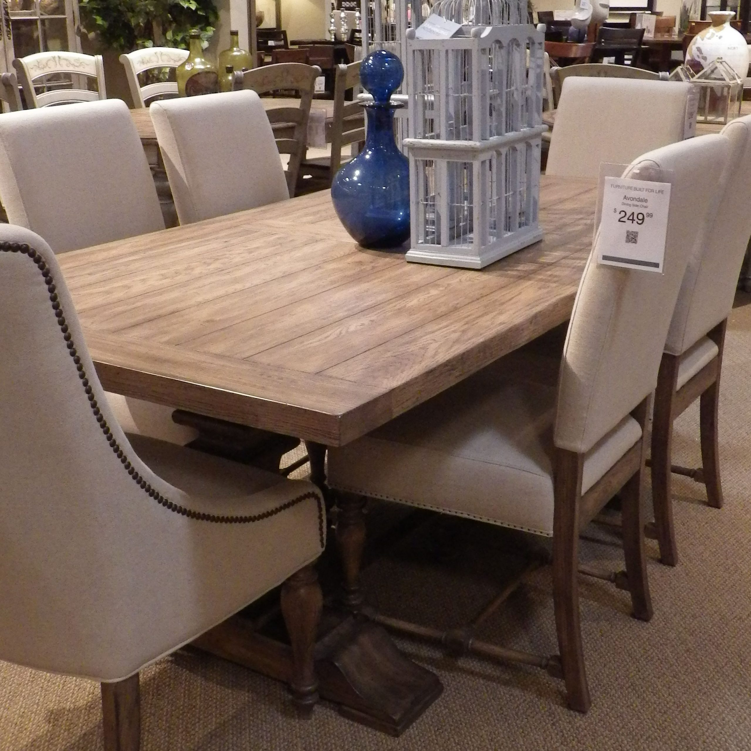 """Havertys Avondale Table 78""""long 1200 In 2019 