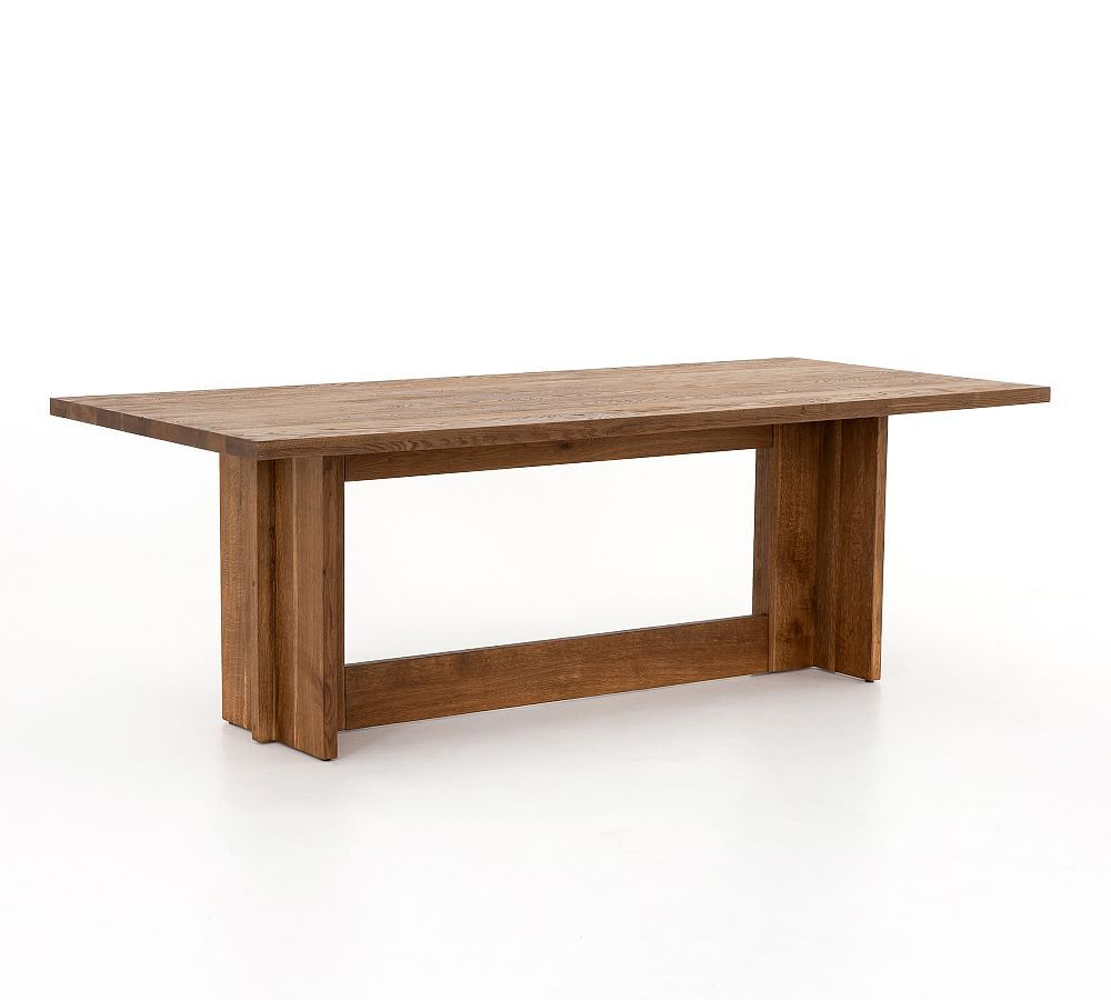 Featured Image of Hearst Oak Wood Dining Tables