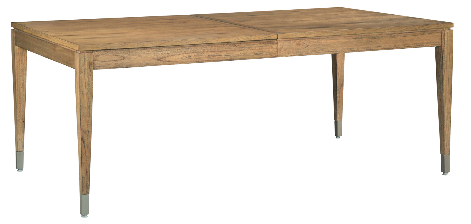 Hekman Avery Park Rectangular Dining Table In Light Brown With Latest Avery Rectangular Dining Tables (View 12 of 25)
