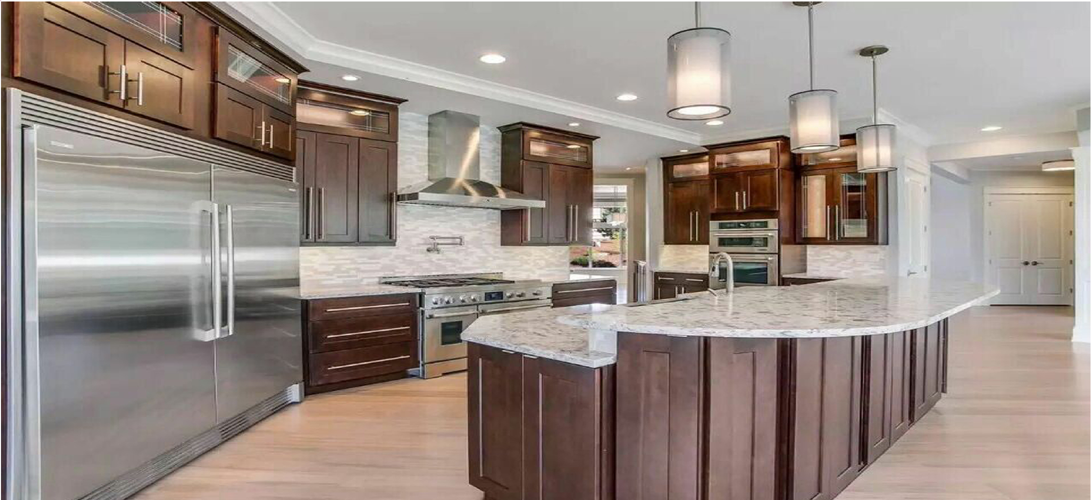 High Quality Cabinets & Granite Countertops | Lincoln, Ne Pertaining To Most Recently Released Upland Marble Kitchen Islands (Photo 20 of 25)
