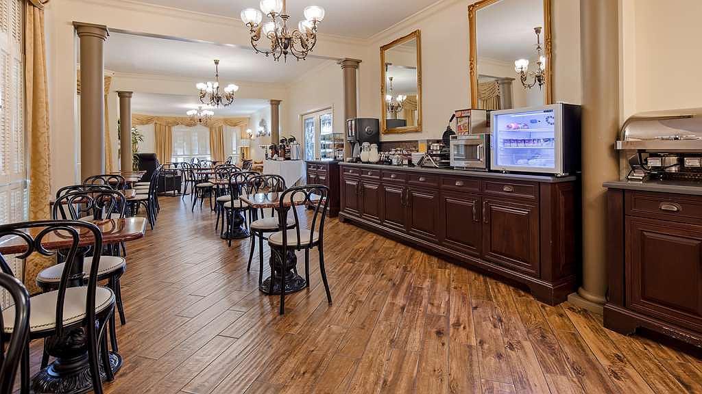 Hotel In Monterey   Best Western Plus Victorian Inn Inside Porch & Den Park Point Blush 24 Inch Tier Pairs (View 8 of 25)
