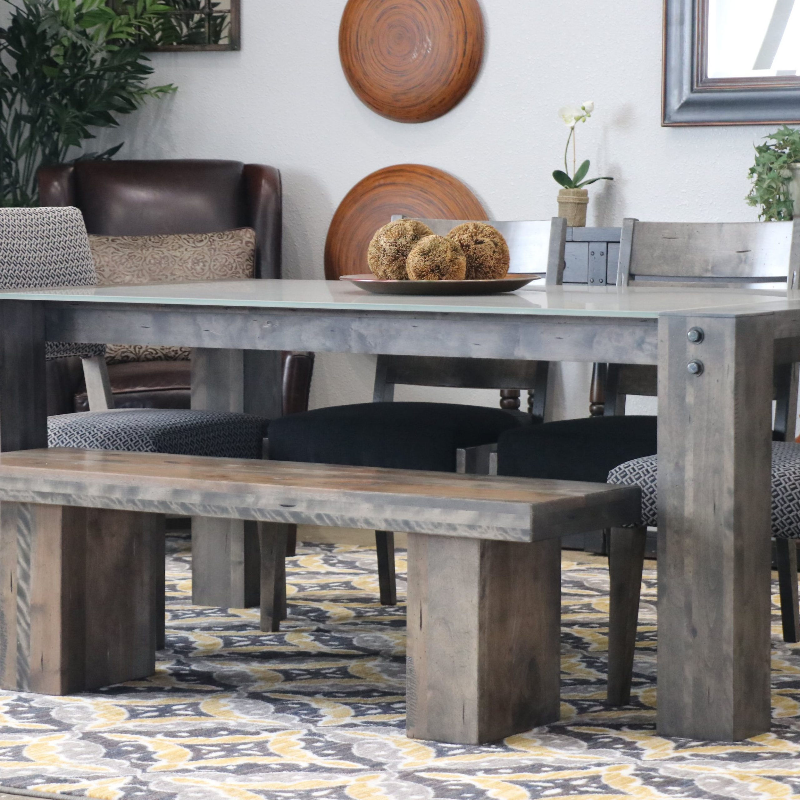 How To Sign Out Of Overstock Pottery Barn Lorraine Buffet Within Most Recent Hewn Oak Lorraine Pedestal Extending Dining Tables (View 23 of 25)