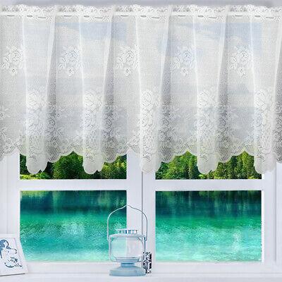 "Hudson Pintuck Window Curtain Valance 12""x60 – $ (Image 17 of 25)"