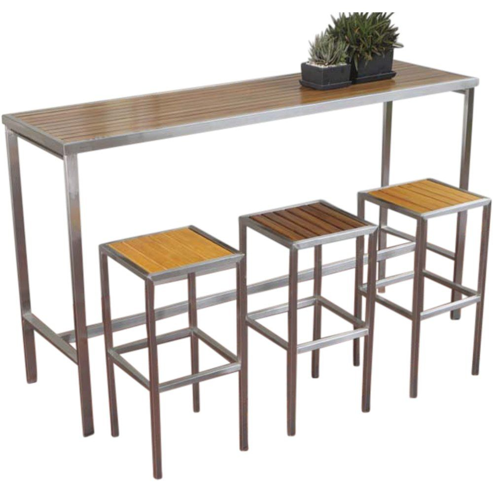 Image Result For Wood High Bar Table | High Bar Table, Pub Inside Most Popular Griffin Reclaimed Wood Bar Height Tables (View 15 of 25)