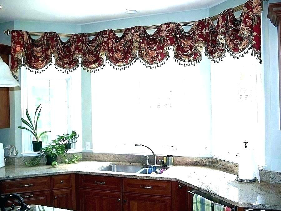 Interior Design Kitchen Curtains Window Curtain Ideas Regarding Red Rustic Kitchen Curtains (View 20 of 25)